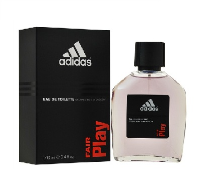 Adidas Fair Play Cologne by Adidas 3.4oz Eau De Toilette Spray for men
