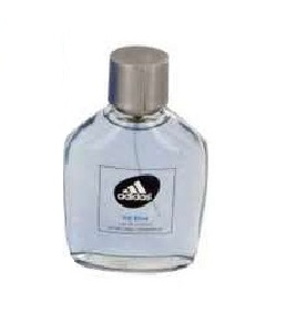 Adidas Ice Dive Tester Cologne by Adidas 3.4oz Eau De Toilette Spray for men