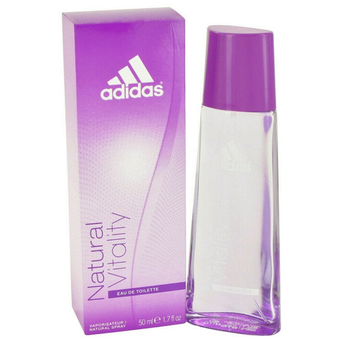 Adidas Natural Vitality Perfume by Adidas 1.7oz Eau De Toilette Spray for women