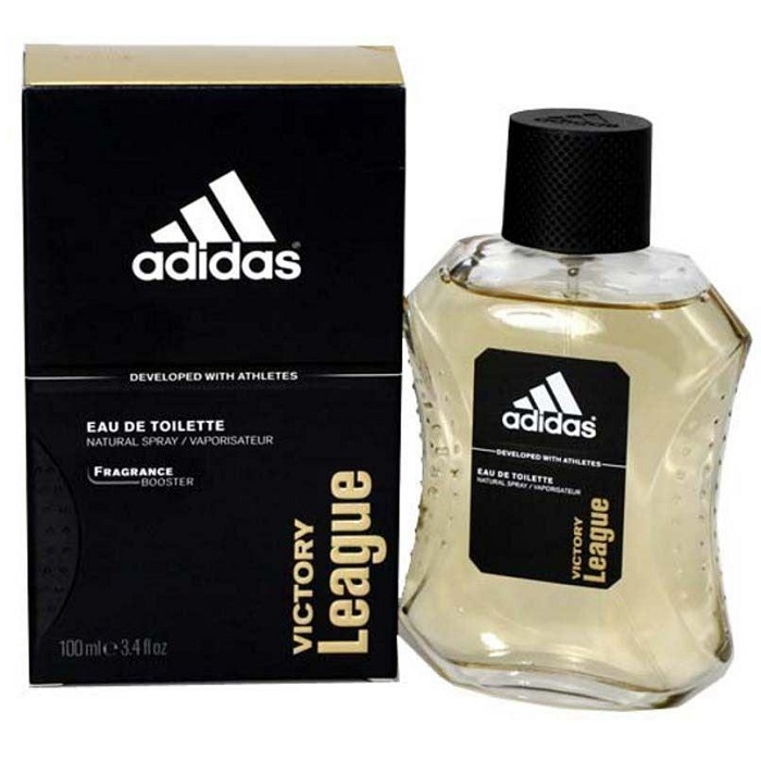 Adidas Victory League Cologne by Adidas 3.4oz Eau De Toilette Spray for men