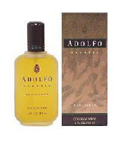 Adolfo Classic Cologne by Frances Denney 3.4oz Eau De Toilette spray for Men