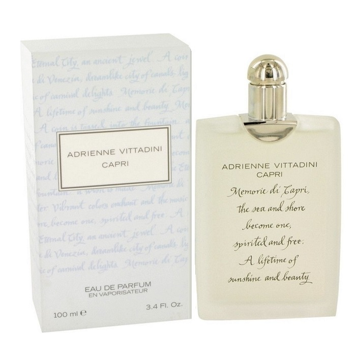 Adrienne Vittadini Capri Perfume by Adrienne Vittadini 3.4oz Eau De Parfum spray for Women