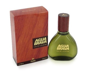 Agua Brava Cologne by Antonio Puig 3.4oz Eau De Toilette splash for Men