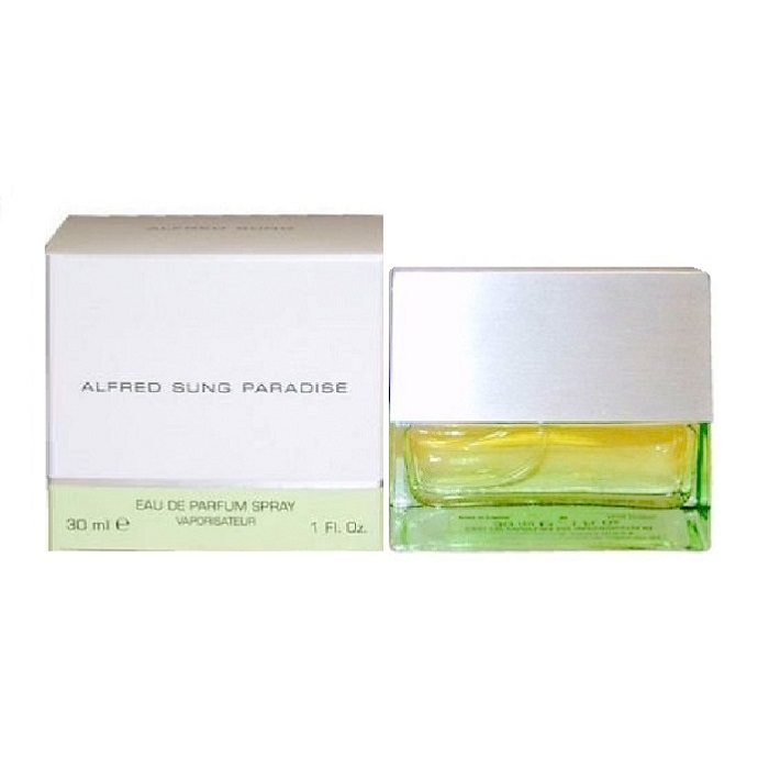 Alfred Sung Paradise Perfume by Alfred Sung 1.0oz Eau De Parfum Spray for women