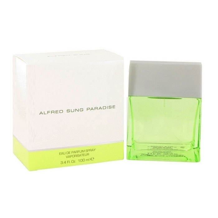 Alfred Sung Paradise Perfume by Alfred Sung 3.4oz Eau De Parfum spray for Women
