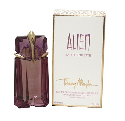 Alien Perfume by Thierry Mugler 1.0oz Eau De Toilette spray for women