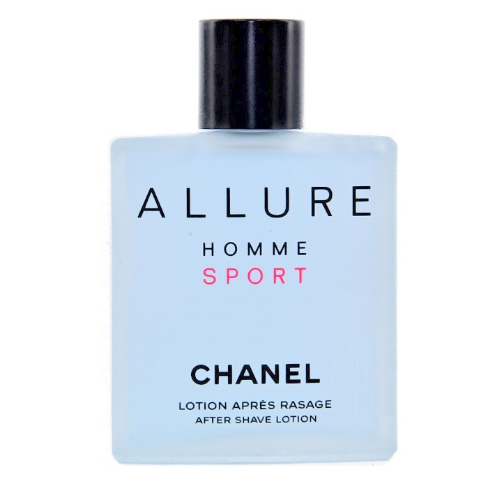 Allure Homme Sport After Shave Lotion by Chanel 3.4oz for men (Tester)