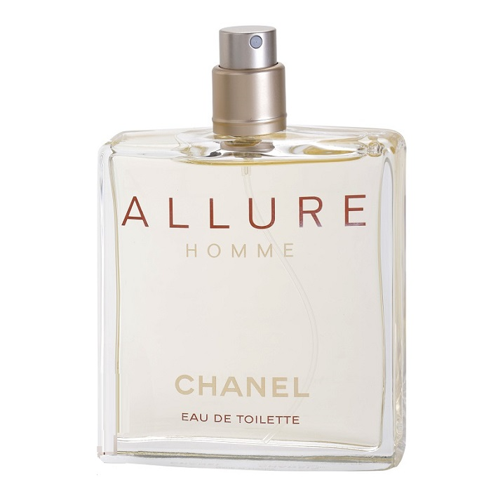 Allure Homme Tester Cologne by Chanel 3.4oz Eau De toilette spray for men (No cap)