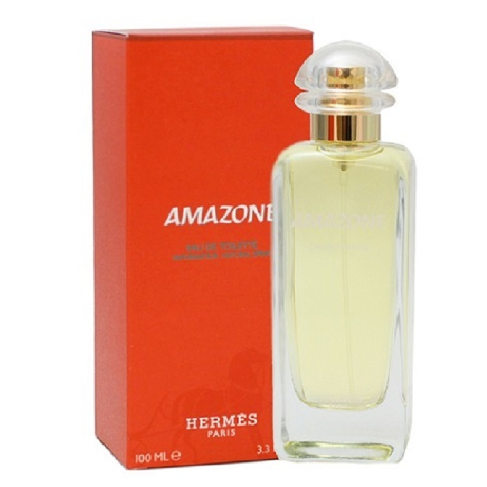 Amazone Perfume by Hermes 3.4oz Eau De Toilette Spray for women