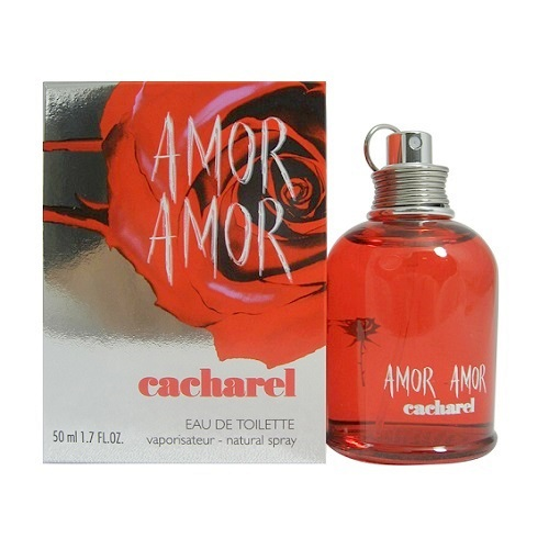 Amor Amor Perfume by Cacharel 1.7oz Eau De Toilette Spray for women