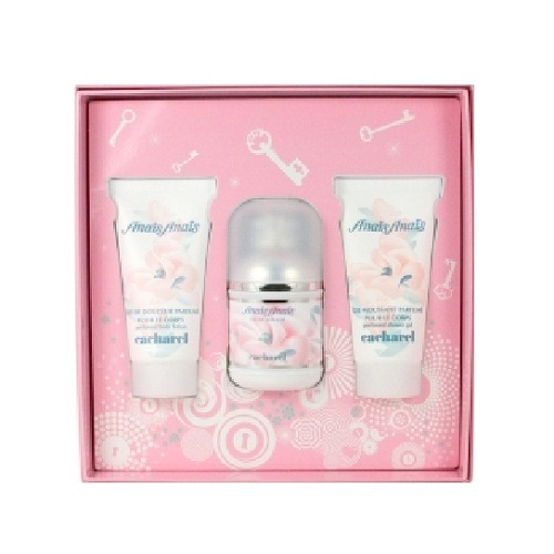 Anais Anais L'original Perfume Gift Set for women - 1.7oz Eau De Toilette Spray, & 2 of 1.7oz Perfumed Body Lotion