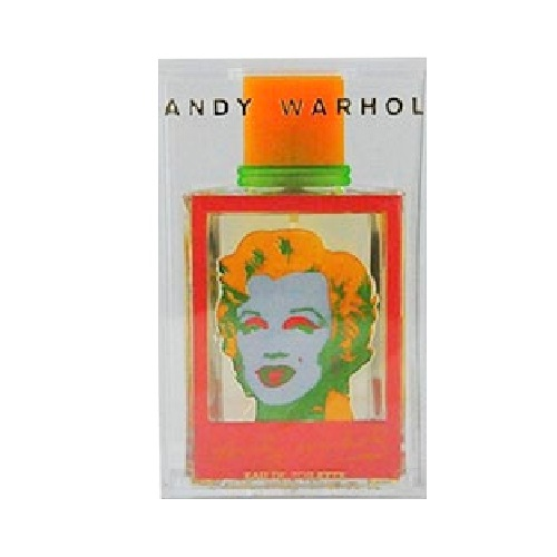 Andy Warhol Orange Perfume by Andy Warhol 1.7oz Eau De Toilette Spray for women