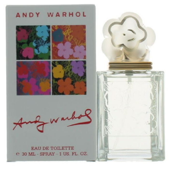 Andy Warhol Perfume by Andy Warhol 1.0oz Eau De Toilette Spray for women