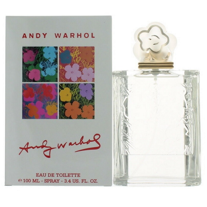 Andy Warhol Perfume by Andy Warhol 3.4oz Eau De Toilette Spray for women