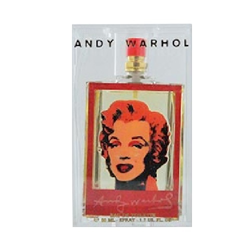 Andy Warhol Red Perfume by Andy Warhol 1.7oz Eau De Toilette Spray for women