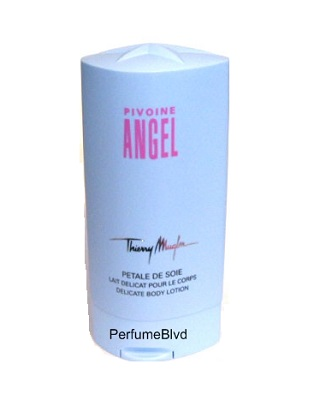 Angel Pivoine Body Lotion by Thierry Mugler 6.8oz for women (Unbox)