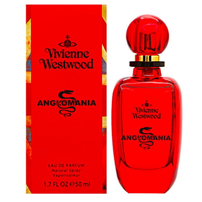 Anglomania Perfume by Vivienne Westwood 1.7oz Eau De Perfume spray for women