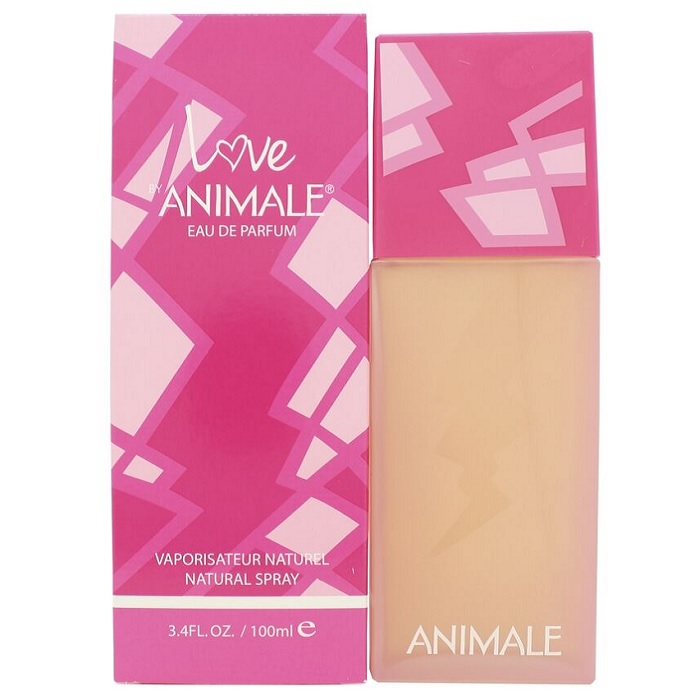 Animale Love Perfume by Animale Parfums 3.4oz Eau De Parfum Spray for women