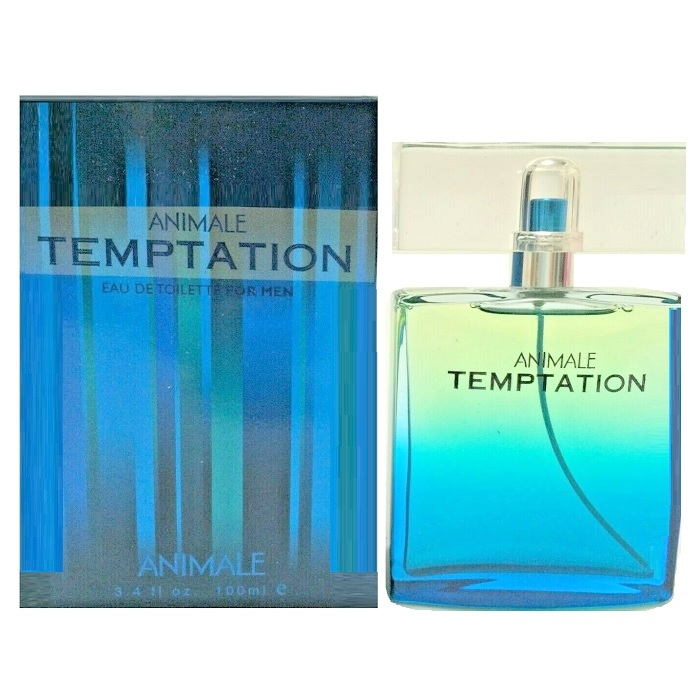 Animale Temptation Cologne by Animale Parfums 3.4oz Eau De Toilette spray for men