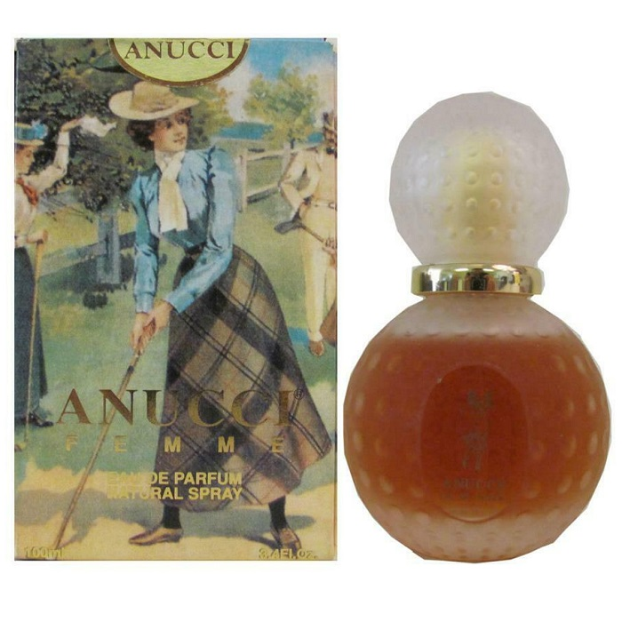 Anucci Perfume by Anucci 3.4oz Eau De Parfum Spray for women