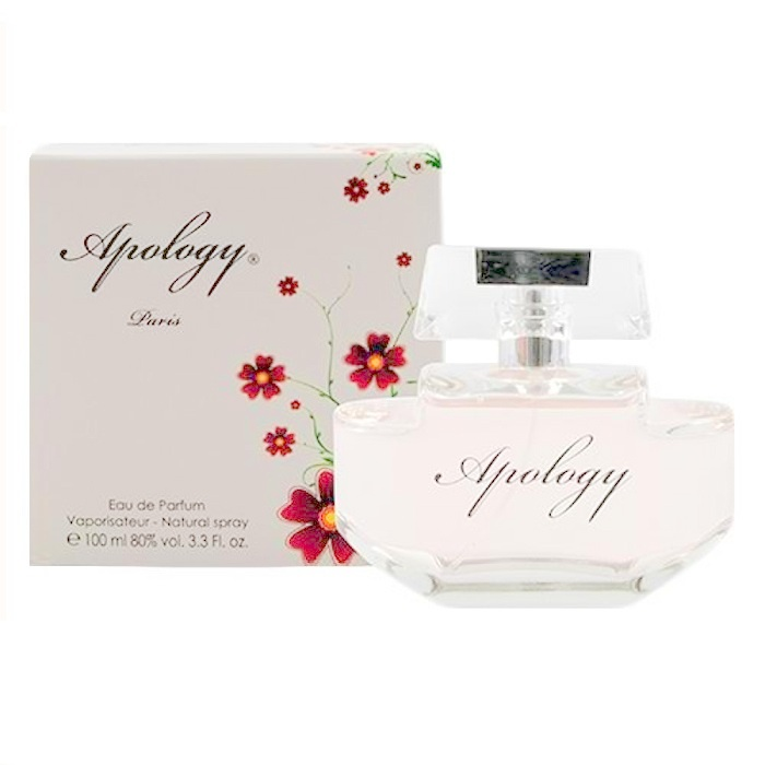 Apology Perfume by Paris Bleu 3.3oz Eau De Parfum spray for women