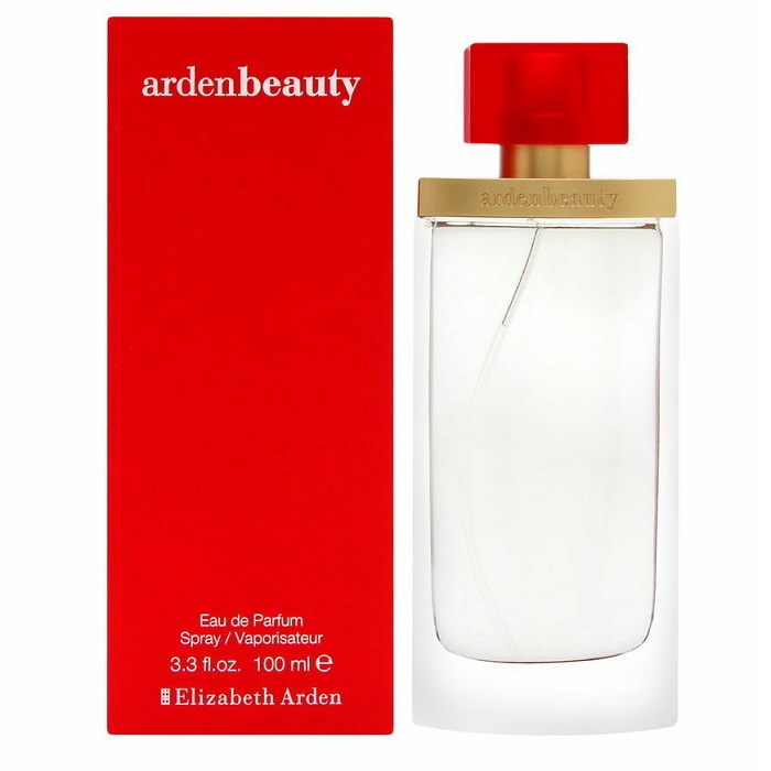Arden Beauty Perfume by Elizabeth Arden 3.3oz Eau De parfum Spray for women