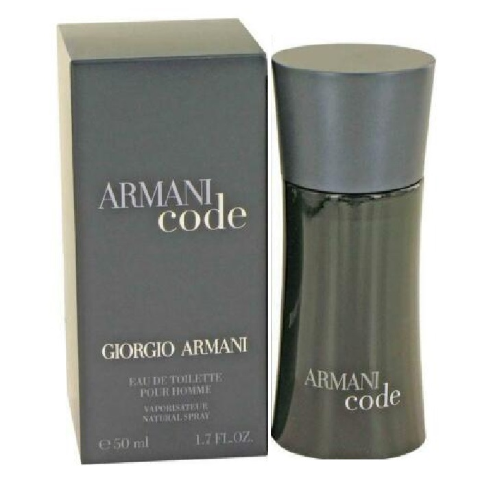Armani Code Cologne by Giorgio Armani 1.7oz Eau De Toilette Spray for men