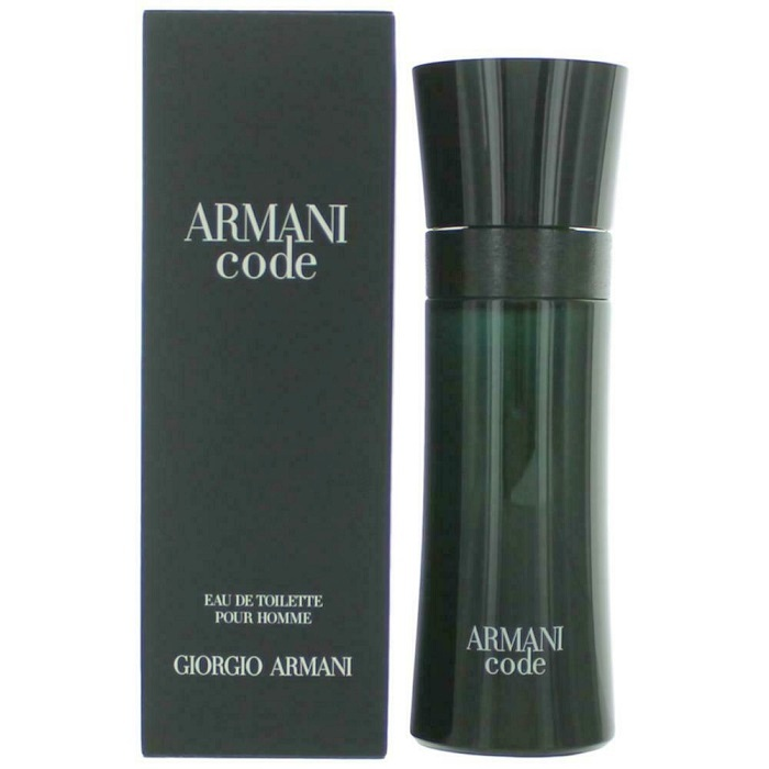Armani Code Cologne by Giorgio Armani 2.5oz Eau De Toilette Spray for men