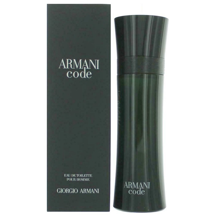 Armani Code Cologne by Giorgio Armani 4.2oz Eau De Toilette Spray for men