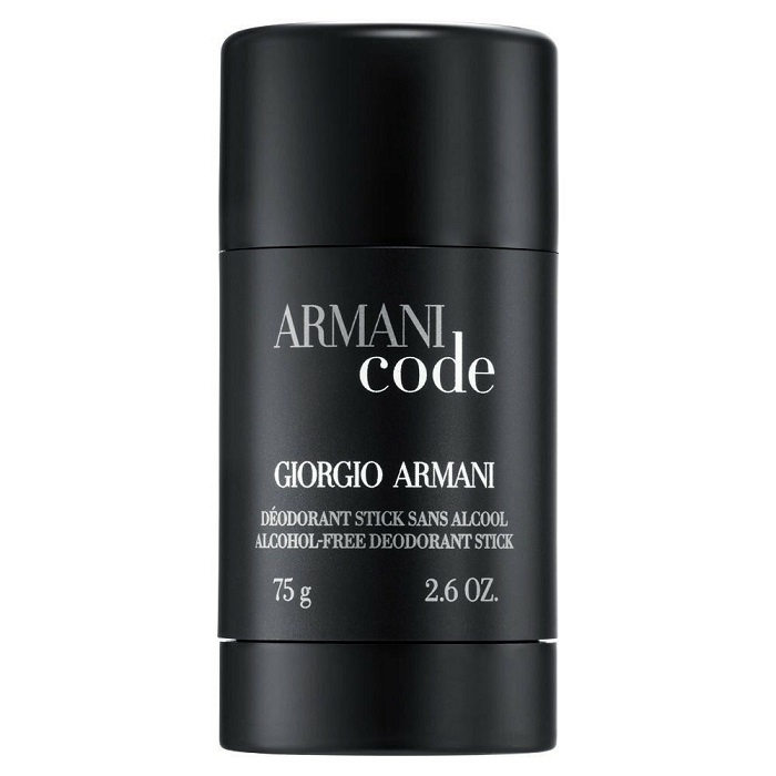 Armani Code Deodorant Stick by Giorgio Armani 2.5oz for Men
