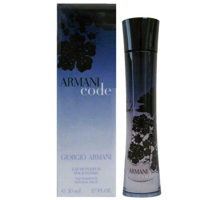 Armani Code Perfume by Giorgio Armani 1.7oz Eau De Parfum Spray for women