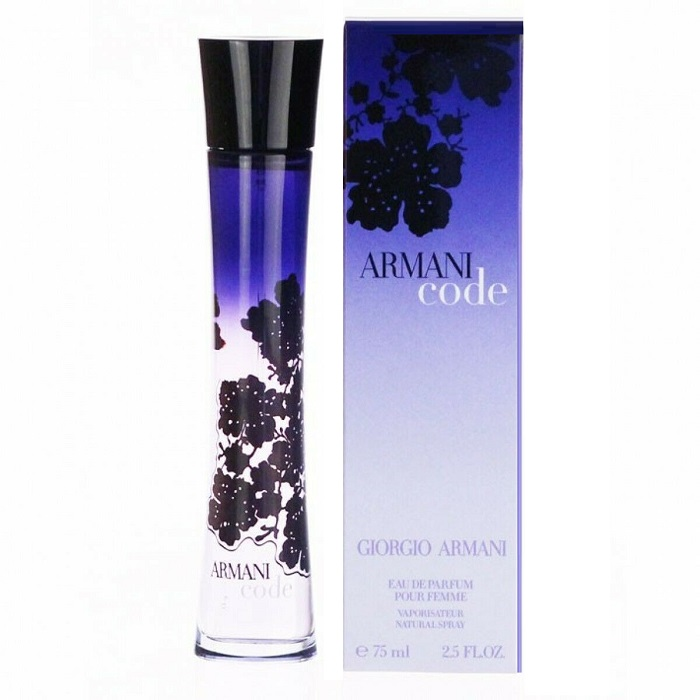 Armani Code Perfume by Giorgio Armani 2.5oz Eau De Parfum Spray for women