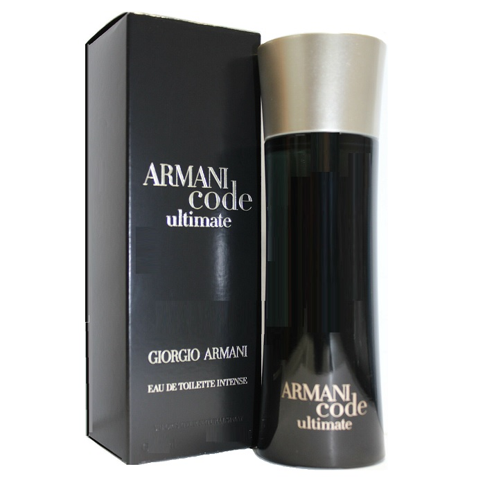 Armani Code Ultimate Cologne by Giorgio Armani 1.7oz Eau De Toilette Spray for men