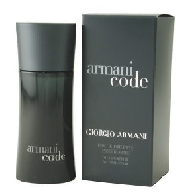Armani Code Cologne for Men by Giorgio Armani 1.7oz Eau De Toilette spray