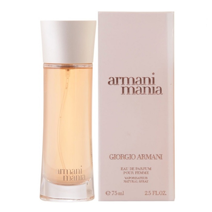 Armani Mania Perfume by Giorgio Armani 2.5oz Eau De Parfum spray for Women