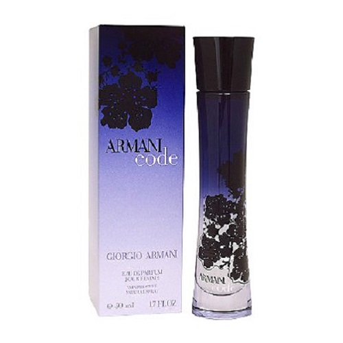 Armani Code Perfume by Giorgio Armani 1.0oz Eau De Parfum spray for Women