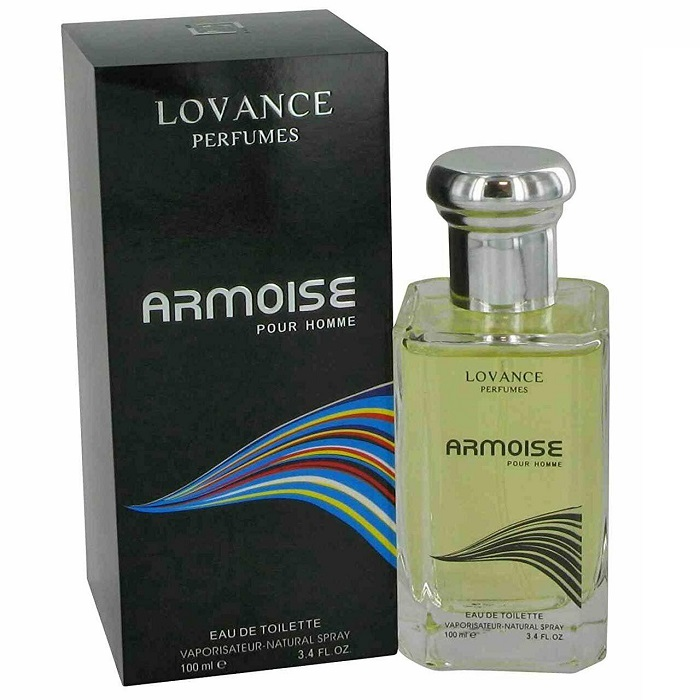 Armoise Cologne by Lovance 3.4oz Eau De Toilette Spray for men