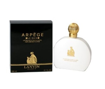 Arpege Body Lotion by Lanvin 6.7oz for Women