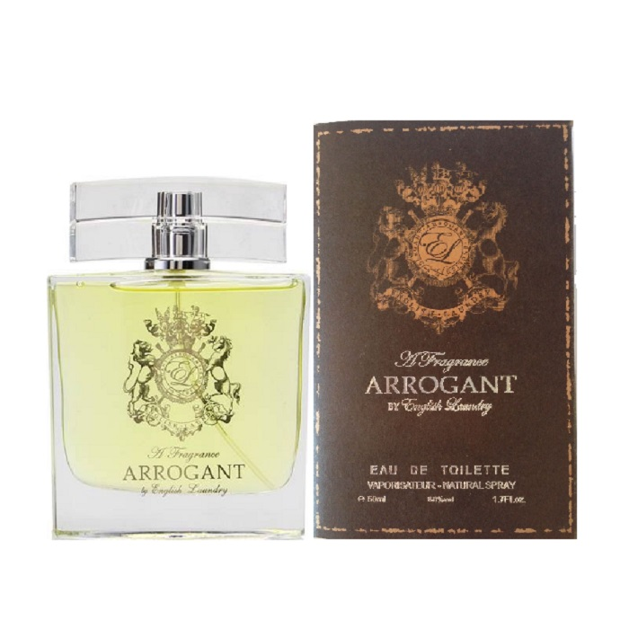 Arrogant Cologne by English Laundry 1.7oz Eau De toilette spray for Men