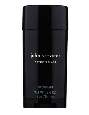 Artisan Black Deodorant stick by John Varvatos 2.6oz for men