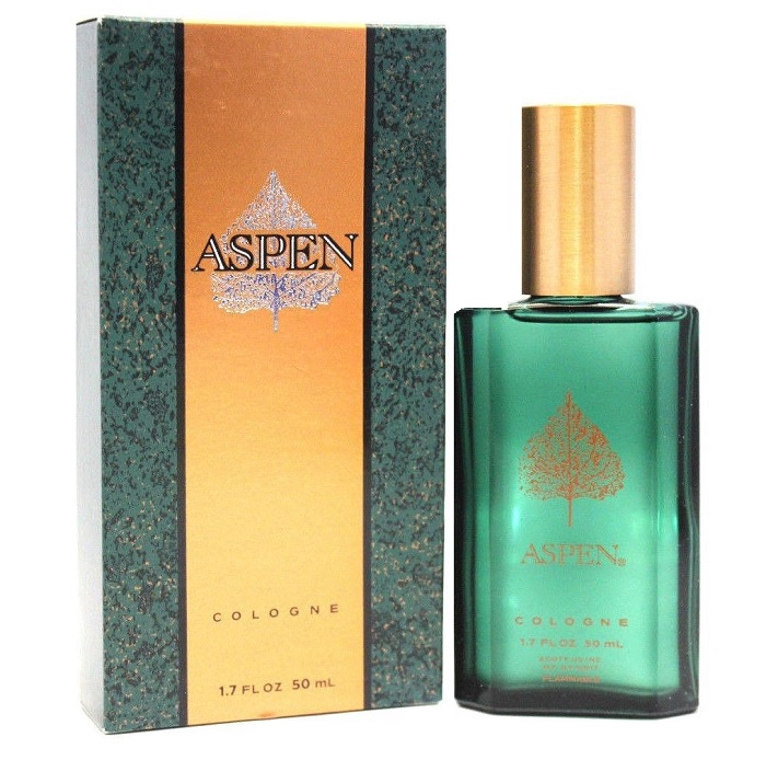 Aspen Cologne by Coty 1.7oz Eau De Toilette spray for men