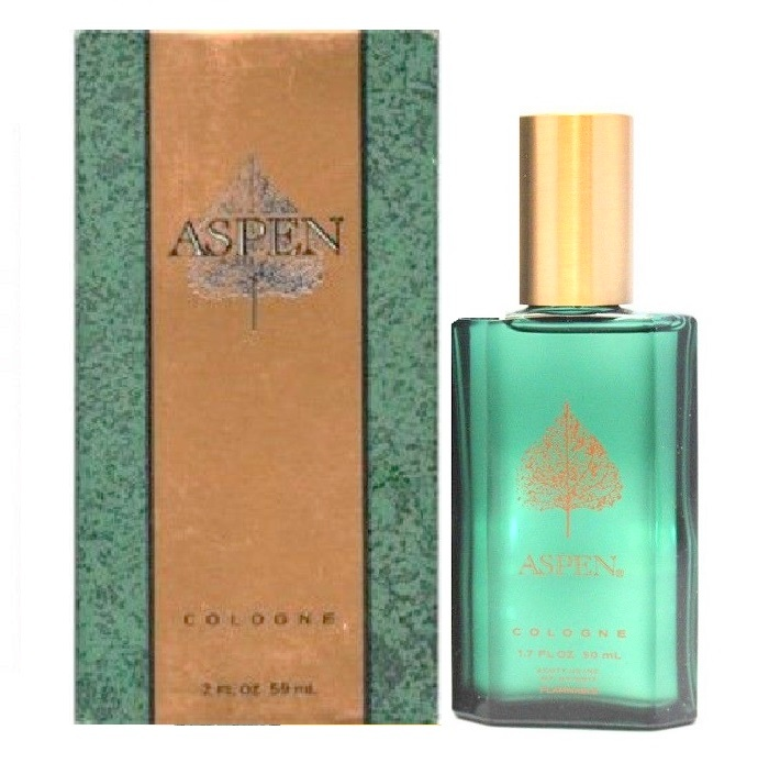 Aspen Cologne by Coty 2.0oz Eau De Toilette spray for men