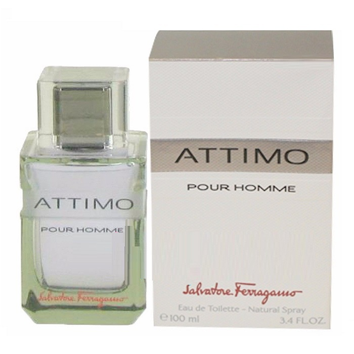 Attimo Cologne by Salvadore Ferragamo 3.4oz Eau De Toilette spray for men