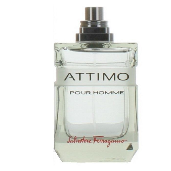 Attimo Tester Cologne by Salvadore Ferragamo 3.4oz Eau De Toilette spray for men