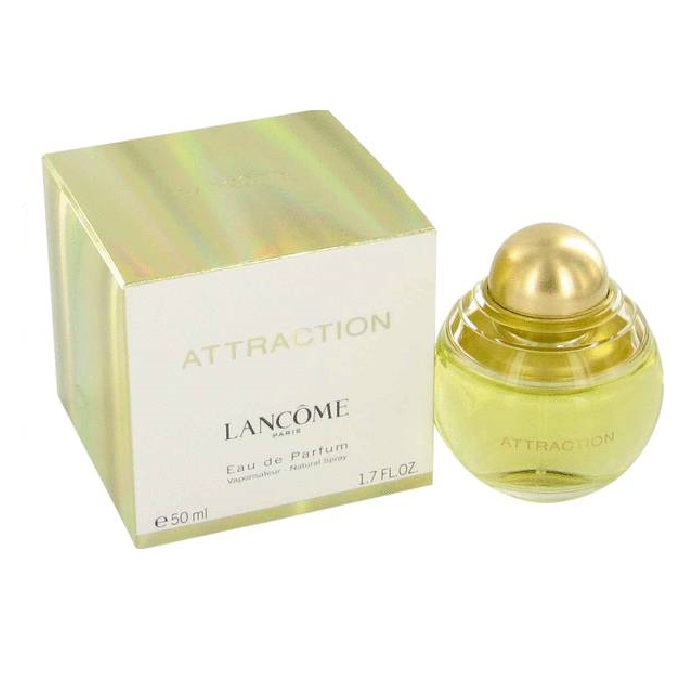 Attraction Perfume by lancome 1.7oz Eau De Perfume spray for women