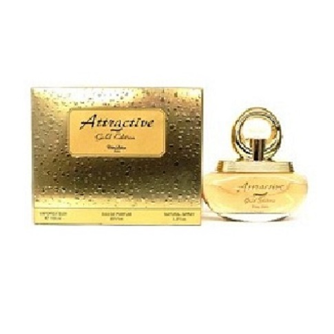 Attractive Gold Edition by Remy Latour 2.0oz Eau De Perfume spray for Women