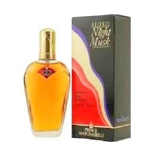 Aviance Night Musk Perfume by Prince Matchabelli 2.6oz Cologne spray for Women