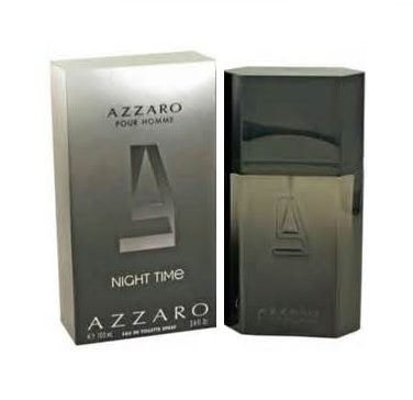 Azzaro Night Time Cologne by Loris Azzaro 3.4oz Eau De Toilette spray for Men