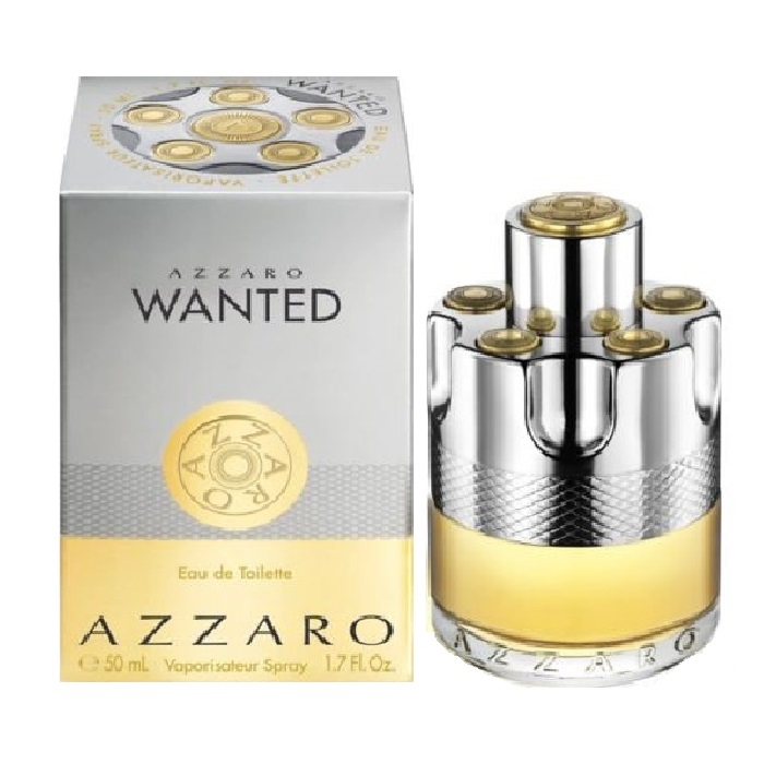 Azzaro Wanted Cologne by Azzaro 1.7oz Eau De toilette spray for men