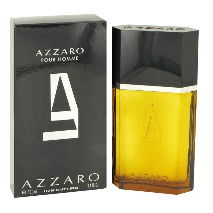 Azzaro pour homme Cologne by Loris Azzaro 3.4oz Eau De Toilette spray for men